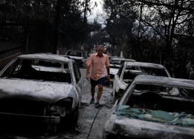 Πυρκαγιά στο Μάτι: Τα ντοκουμέντα μιλούν - Κεντρική Εικόνα