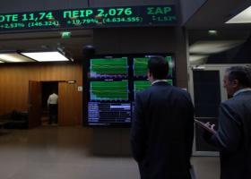 Χ.Α.: Με τις τράπεζες, η νέα ανοδική κίνηση - Κεντρική Εικόνα
