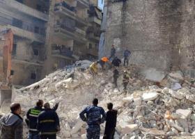 Συρία: Τουλάχιστον 11 νεκροί από επίθεση με ρουκέτες στο Χαλέπι - Κεντρική Εικόνα