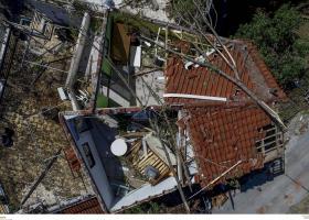 Ως το μεσημέρι η αποκατάσταση του δικτύου υψηλής τάσης στη Χαλκιδική - Κεντρική Εικόνα