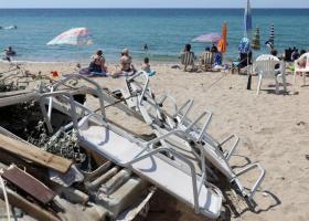 Χαλκιδική: Τουρίστες έλαβαν προειδοποίηση για τη θεομηνία από το γερμανικό 112!  - Κεντρική Εικόνα