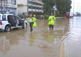 Κλείνει η Χαμοστέρνας λόγω αντιπλημμυρικών έργων - Κεντρική Εικόνα