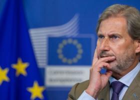 Χαν: Να τερματιστούν οι ενταξιακές διαπραγματεύσεις Τουρκίας-ΕΕ - Κεντρική Εικόνα