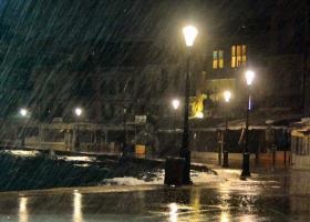 Πολύ μεγάλα ύψη βροχής ξανά στην Κρήτη - Κεντρική Εικόνα
