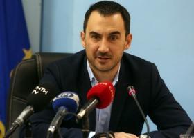 Στη Μεσσηνία κατεβαίνει υποψήφιος βουλευτής ο Χαρίτσης - Κεντρική Εικόνα