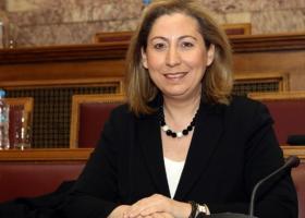 Ξενογιαννακοπούλου: Η κυβέρνηση διαθέτει συμπαγή πλειοψηφία στη Βουλή - Κεντρική Εικόνα