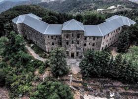 Κύπρος: Σε πλειστηριασμό το ιστορικό ξενοδοχείο Βερεγγάρια στο όρος Τρόοδος - Κεντρική Εικόνα
