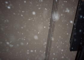 Χιονοπτώσεις και πτώση της  θερμοκρασίας - Κεντρική Εικόνα
