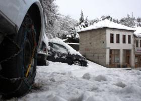 Ο Αρναούτογλου προβλέπει τις 20 περιοχές της Αττικής που θα χιονίσει το βράδυ - Κεντρική Εικόνα
