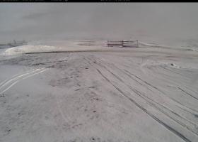 Χιονισμένο τοπίο στο Καϊμακτσαλάν καταμεσίς του Απριλίου! (LIVE photos) - Κεντρική Εικόνα