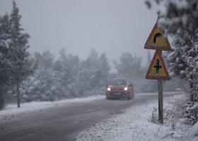 Έρχεται με χιόνια και παγετό από την Κυριακή το βράδυ ο «Ηφαιστίων» - Κεντρική Εικόνα