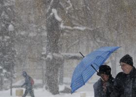 Ο χειρότερος χιονιάς για την Αττική έρχεται το Σαββατοκύριακο (πίνακας) - Κεντρική Εικόνα