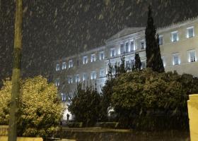 Αρναούτογλου: Πότε θα χιονίσει στην Αθήνα το σαββατοκύριακο - Κεντρική Εικόνα