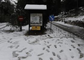 Πού θα χτυπήσει η ισχυρή κακοκαιρία με χιόνια τις επόμενες ώρες   - Κεντρική Εικόνα