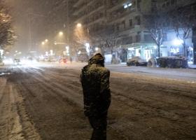 Στην «κατάψυξη» η Ελλάδα -  Έρχεται ο «Τηλέμαχος» - Κεντρική Εικόνα