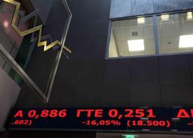 Χ.Α.: Η απώλεια των αρχικών κερδών, αυξάνει την νευρικότητα - Κεντρική Εικόνα