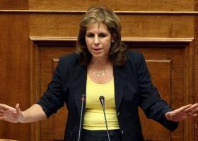 Χριστοφιλοπούλου: Αρνούμαστε να συμπράξουμε σε ένα θεσμικό έγκλημα - Κεντρική Εικόνα