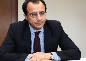 Μήνυμα Χριστοδουλίδη στην Τουρκία για Κυπριακό και ΑΟΖ - Κεντρική Εικόνα