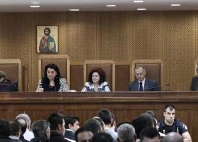 Αμετανόητος στην απολογία του ο Ρουπακιάς για τη δολοφονία Φύσσα - Κεντρική Εικόνα