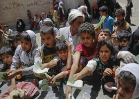 Υεμένη: Σχεδόν 110.000 κρούσματα χολέρας από την αρχή του έτους - Κεντρική Εικόνα