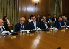 Συνεδρίαση του υπουργικού Συμβουλίου την Τετάρτη - Κεντρική Εικόνα