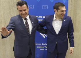 Ζάεφ: Με τον Τσίπρα παραμένουμε προσηλωμένοι στην Συμφωνία των Πρεσπών - Κεντρική Εικόνα