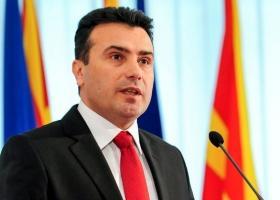 Ζάεφ: Η θέση μας είναι στο ΝΑΤΟ και την ΕΕ - Κεντρική Εικόνα