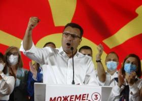 Βόρεια Μακεδονία: Νικητής των εκλογών με μικρή διαφορά ο Ζόραν Ζάεφ - Το πιθανότερο σενάριο για τον σχηματισμό κυβέρνησης - Κεντρική Εικόνα