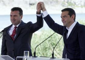 Στα Σκόπια με περισσότερους από 140 επιχειρηματίες ο Τσίπρας - Κεντρική Εικόνα
