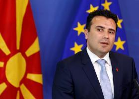 Ζάεφ: Δεν υπάρχει άλλη Μακεδονία εκτός από τη δική μας - Κεντρική Εικόνα