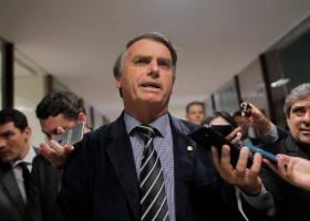 Μπολσονάρου: Η Ευρώπη δεν έχει να μας δώσει κανένα μάθημα για το περιβάλλον - Κεντρική Εικόνα