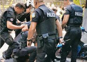 Παραδειγματικές τιμωρίες για τους οκτώ αστυνομικούς που εμπλέκονται στην δολοφονία Ζακ Κωστόπουλου - Κεντρική Εικόνα