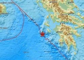 Σεισμός 3,8 Ρίχτερ νοτιοδυτικά της Ζακύνθου - Κεντρική Εικόνα