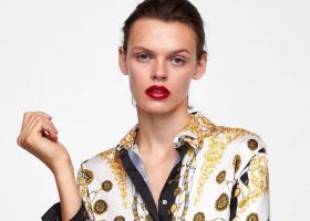 To It φόρεμα των Zara που κατέκτησε το Instagram (photos) - Κεντρική Εικόνα