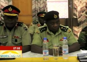 Σε εξέλιξη στρατιωτικό πραξικόπημα στην Ζιμπάμπουε (videos) - Κεντρική Εικόνα