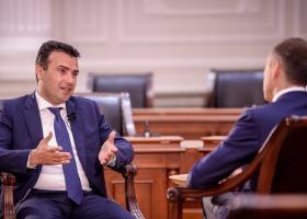 Ζάεφ: Η συμφωνία διασφαλίζει διαρκή ειρήνη - Είμαστε Μακεδόνες που ζουν στη συγκεκριμένη περιοχή - Κεντρική Εικόνα