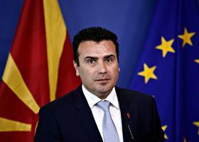 Ζάεφ: Το μέλλον της Συμφωνίας των Πρεσπών είναι εγγυημένο και θετικό - Κεντρική Εικόνα