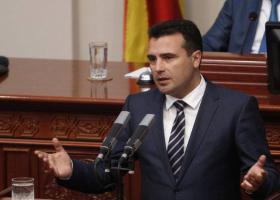 Ζάεφ: Να σχολιάσει η Ελλάδα αν στο έδαφός της ομιλείται η μακεδονική γλώσσα - Κεντρική Εικόνα