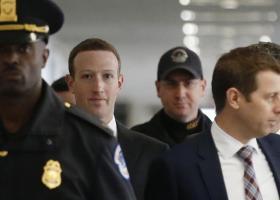 Σκάνδαλο Facebook: Δεύτερη μέρα ακρόασης για τον Ζάκερμπεργκ (Live) - Κεντρική Εικόνα