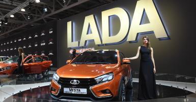 Lada: Ελληνικής καταγωγής ο νέος Πρόεδρος - Κεντρική Εικόνα