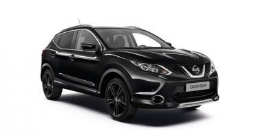 Νέα συλλεκτική έκδοση Nissan Qashqai Black Edition - Κεντρική Εικόνα