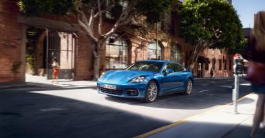 Νέα Porsche Panamera: Η απόλυτη επιτυχία ήρθε με τη δεύτερη προσπάθεια! - Κεντρική Εικόνα