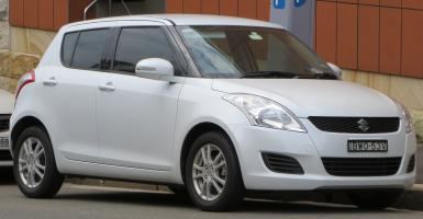 Ανάκληση 288 αυτοκινήτων Suzuki Swift από την Κίνα - Κεντρική Εικόνα
