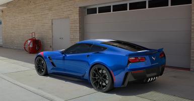 Νέα Corvette Grand Sport: Ένα όνειρο για τις διακοπές! - Κεντρική Εικόνα