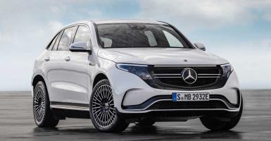 Η ηλεκτρική Mercedes-Benz EQC ξεκινά το «ταξίδι» της και στην Ελλάδα - Κεντρική Εικόνα