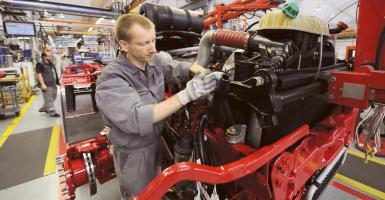 Η βιομηχανική παραγωγή της ευρωζώνης μειώθηκε περισσότερο του αναμενόμενου  - Κεντρική Εικόνα