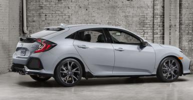 Νέο Civic Hatchbak: Είναι αυτό που περίμενες; - Κεντρική Εικόνα
