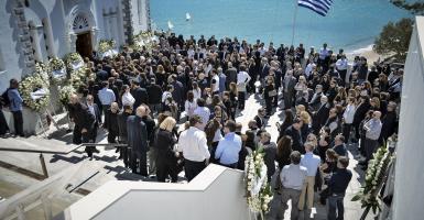 Το τελευταίο αντίο στον Αλέξανδρο Σταματιάδη (photos) - Κεντρική Εικόνα