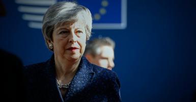 Σε συμφωνία ελπίζει η Μέι - Τελεσίγραφο από την ΕΕ - Κεντρική Εικόνα