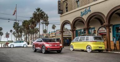 Η ηλεκτροκίνηση κρίνει το μέλλον της VW - Κεντρική Εικόνα